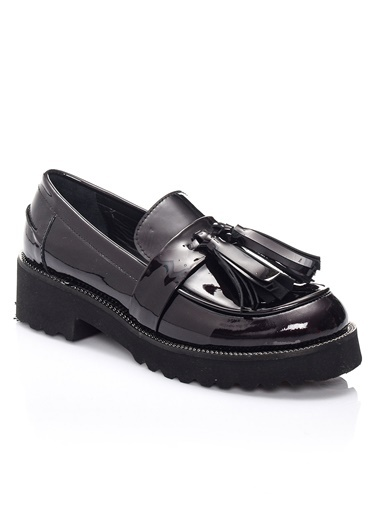 Hakiki Rugan Deri Ayakkabı-Bueno